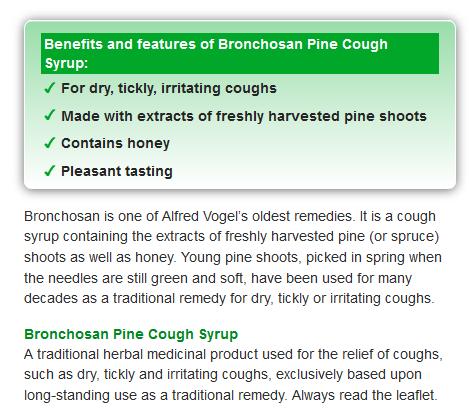 bronchosanfacts