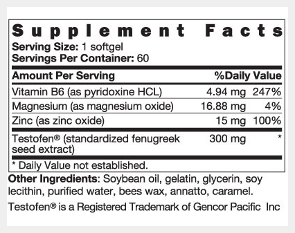 ageless-male-ingredients
