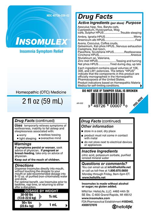insomulex-ingredients