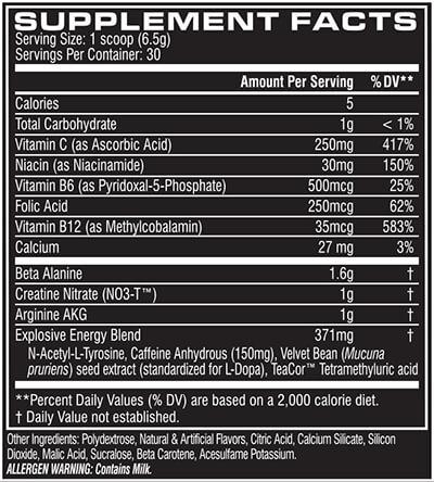 c4-supplement-facts