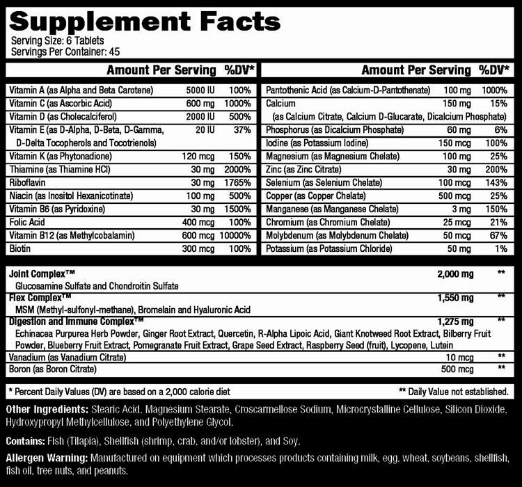 Orange-Triad-Supplement-Facts