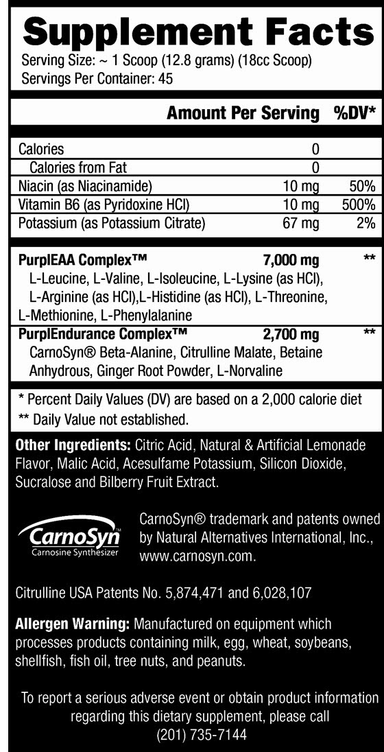 Purple-Wraath-Supplement-Facts