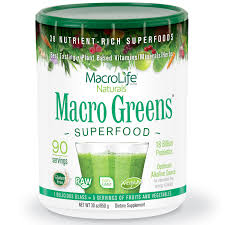 macro-greens