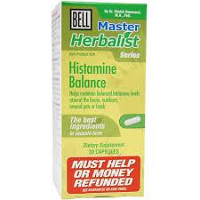 histamine-balance