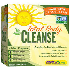 best total body cleanse