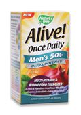 Alive Once Daily Men's 50+ (60 ct)