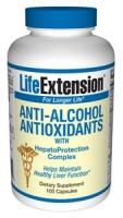 Anti-Alcohol Antioxidants (100 ct)