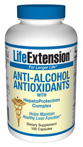 Anti-Alcohol Antioxidants (100 ct)