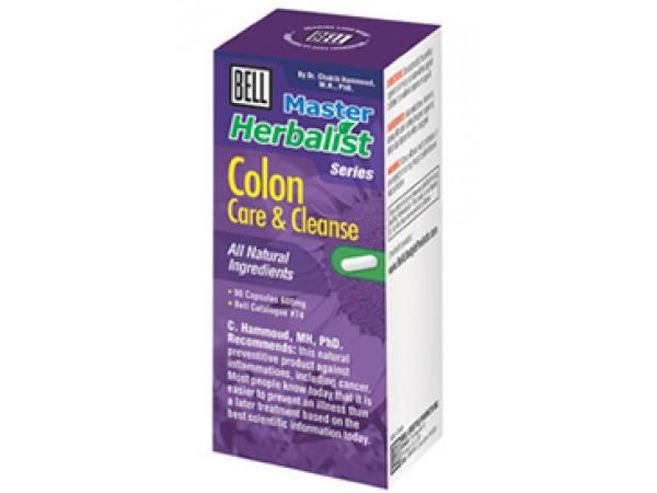 Colon Care & Cleanse (90 ct)