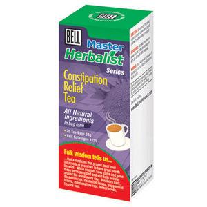 Bell Constipation Relief Tea (20 ct)