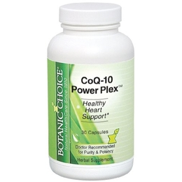 Botanic Choice CoQ10 Power Flex (30 ct)