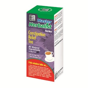 Bell Constipation Tea Capsules (60 ct)