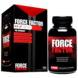 Force Factor & Force Factor 2 (120 ct) - Royalty Health