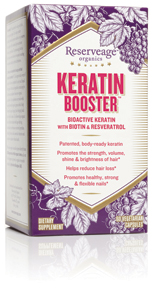 Keratin Booster (60 ct)
