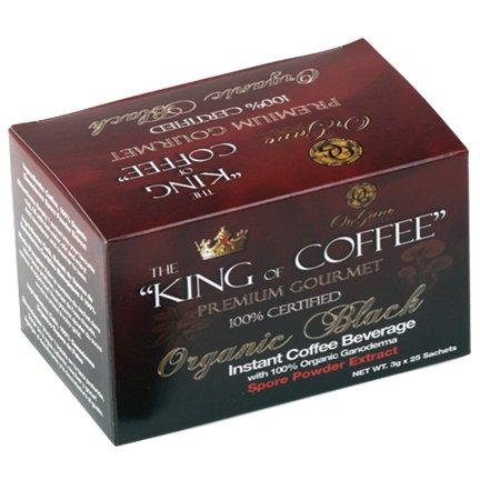 Organo Gold King of Coffee (20 sachets per box)