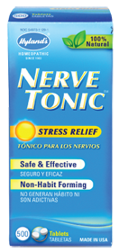 Nerve Tonic Stress Relief (100 ct)
