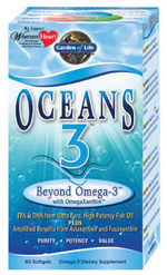 Oceans Beyond Omega-3 (60 ct)