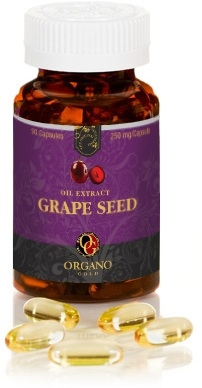 Organo Gold Grapseed Extract (30 capsules per box)