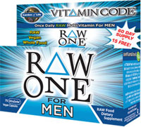 RAW One For Men (75 ct)
