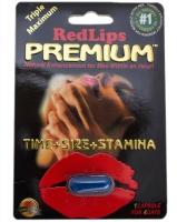Extenzen Premium / Red Lips