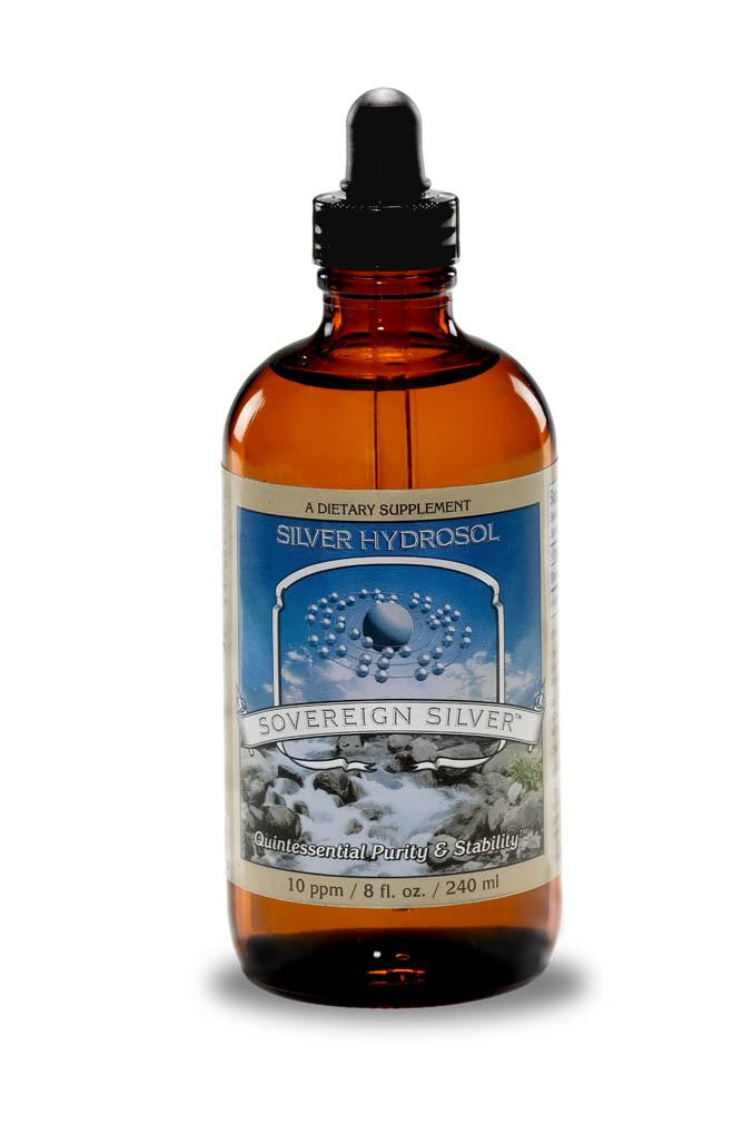 Silver Hydrosol Dropper (8 oz)