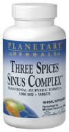 Three Spices Sinus Complex (90 ct)