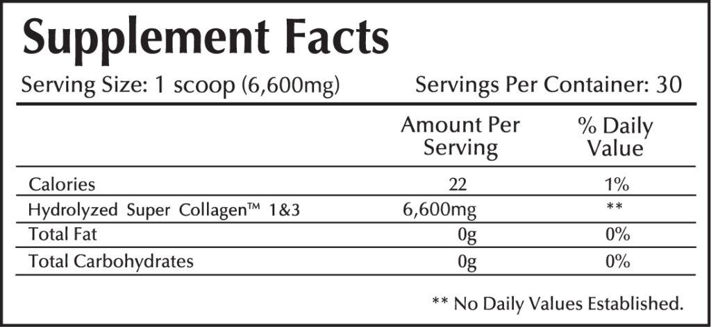 collagenpowder