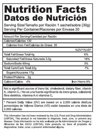 gano-schokolade-ingredients