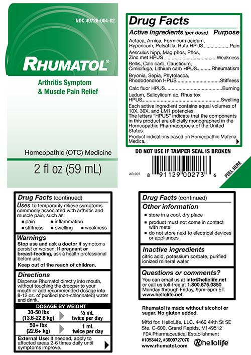 rhumatol-lable