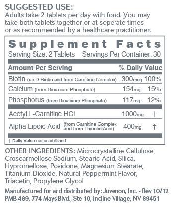 juvenon-ingredients