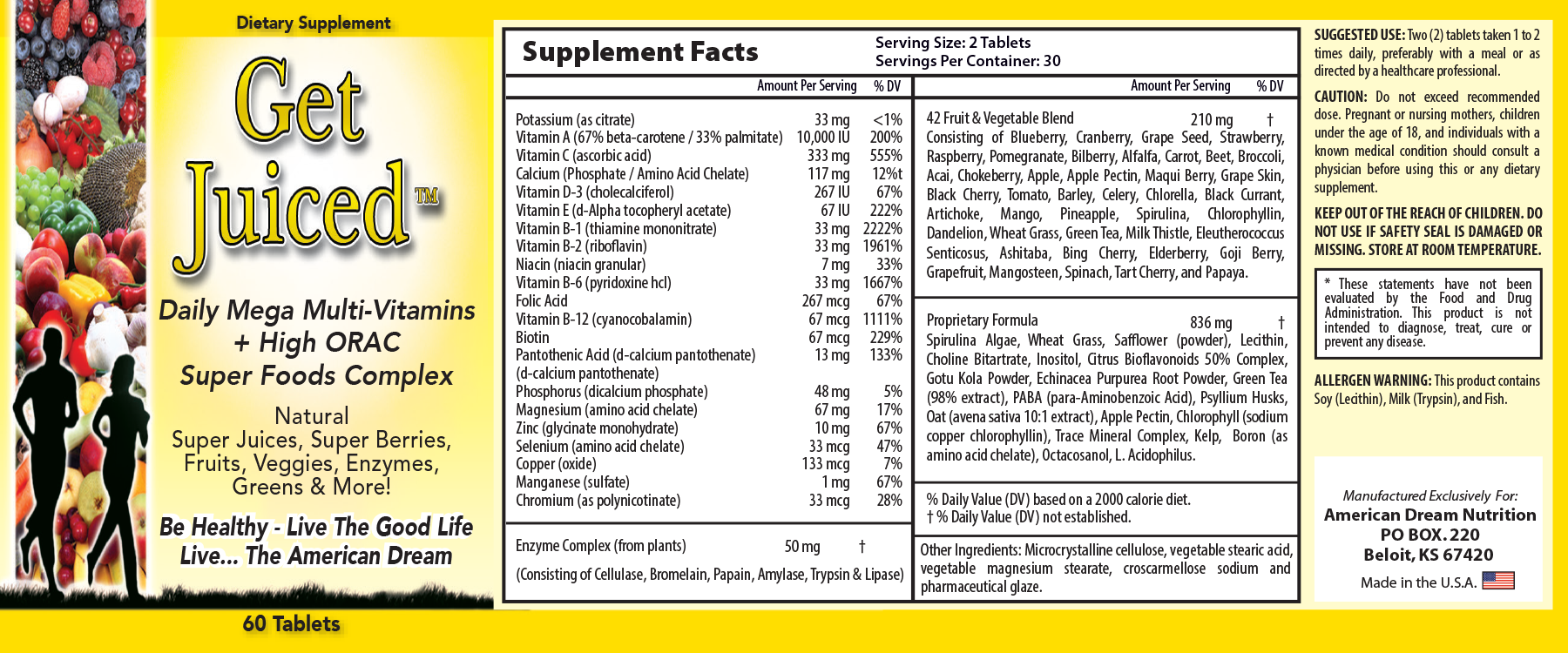 get-juiced-supplements-facts