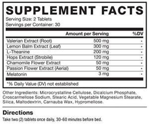 somnapure-ingredients